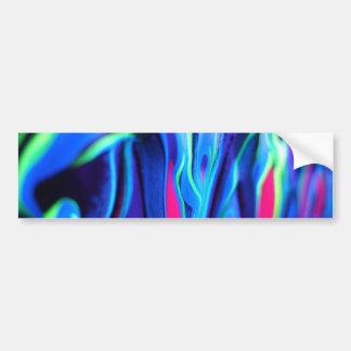 "#19 TLuv.Design© ""Phantasmagoria"" Series Car Bumper Sticker"