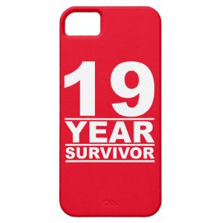 19 year survivor iPhone SE/5/5s case