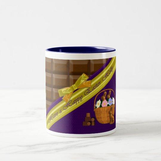 19holley Two-Tone coffee mug