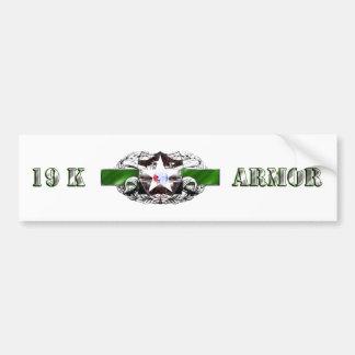 19K 2nd Infantry Division Bumper Sticker