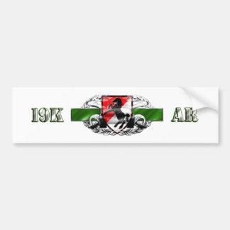 19K Armor 11th ACAV Bumper Sticker