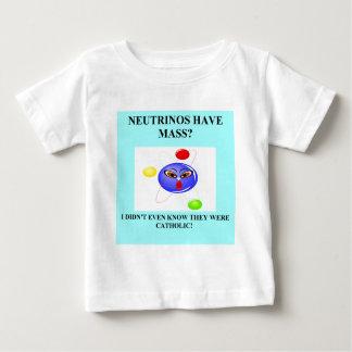 19neutrinos have mass physics joke baby T-Shirt