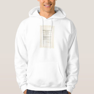 19th Amendment to the United States Constitution Hoodie