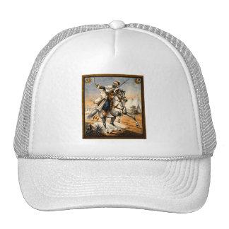 19th C. Arabian Warrior Trucker Hat