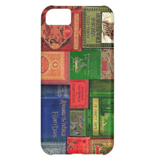 19th C Around  the World in  80 Days Collage Case For iPhone 5C
