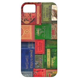 19th C Around  the World in  80 Days Collage iPhone SE/5/5s Case