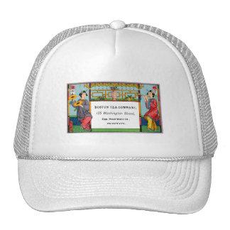 19th C Boston Tea Company Hat