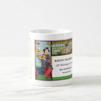 19th C Boston Tea Company Mug