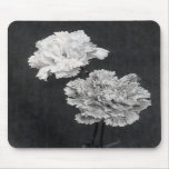 19th C. Carnations Mouse Pad