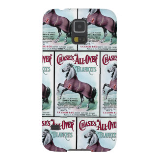 19th C. Chase Horse Blankets Cases For Galaxy S5