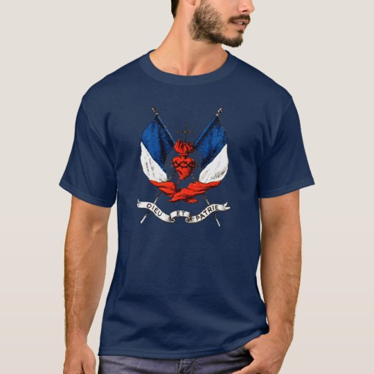 19th C. French Patriotism T-Shirt