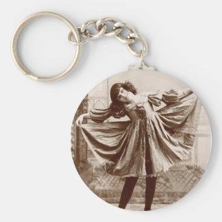 19th C. The Curtsy Key Chains