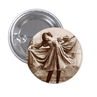 19th C. The Curtsy Pin