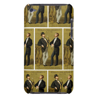 19th C. Vintage Men's Gloves no.2 Barely There iPod Cover