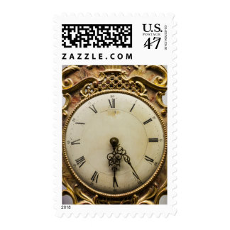 19th century clock face, Germany Postage