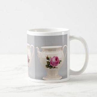 19th century creamer, Meissen, Germany  flowers Mug
