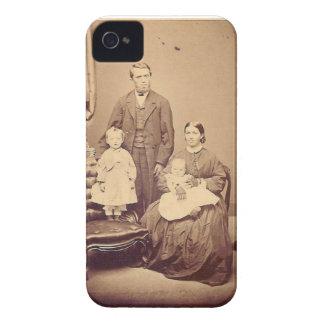 19th Century Family 4G iPhone Case