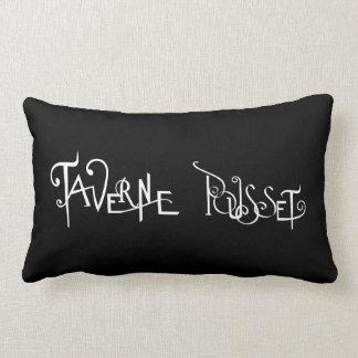 19th Century French Restaurants Pillow