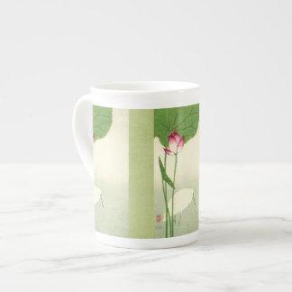 19th Century Japanese Bird Tea Cup