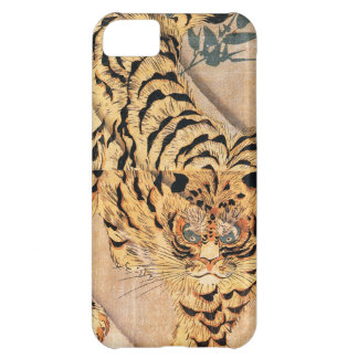 19th century painting of a tiger by Kuniyoshi Utag iPhone 5C Cover