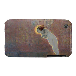 19th century painting of angel iPhone 3 cover
