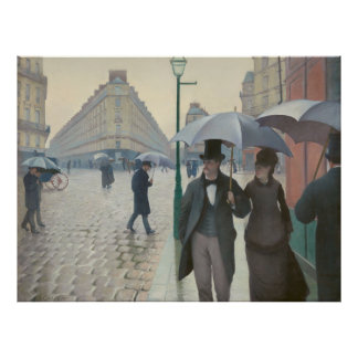 19th century Paris CC0120 Poster