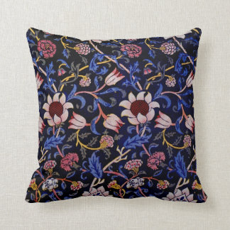 19th Century Textile Print - Design by Morris Pillow