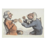 19th Century Tooth Extraction - Dental Horrors! Poster