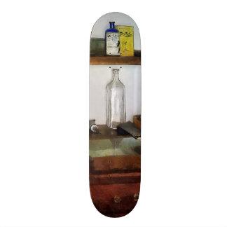 19th Century Veterinarian's Office Custom Skateboard