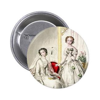 19th Century Wedding_Button Button