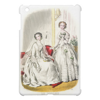 19th Century Wedding  iPad Case