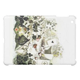 19th Century Wonderland-esque Woodcut iPad Mini Case