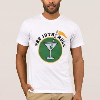 19th Hole goft t-shirt