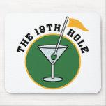 19th Hole Mouse Pad