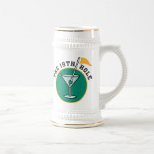 19th Hole mug