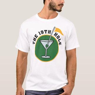 19th Hole t-shirt