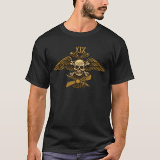 19th Imperial Fighter Detachment Gold T T-Shirt