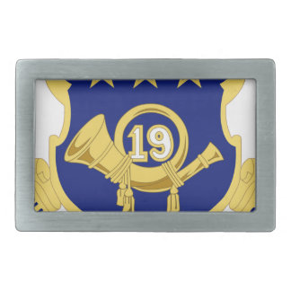 19th Infantry Regiment Belt Buckle