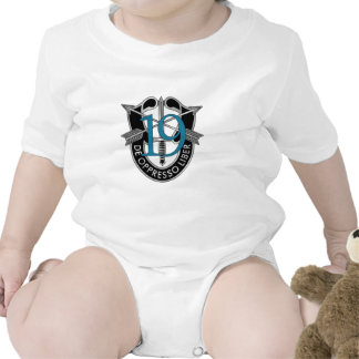 19th Special Forces Group Crest T-shirt