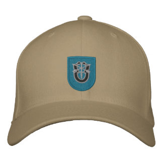 19th Special Forces Group Embroidered Baseball Cap