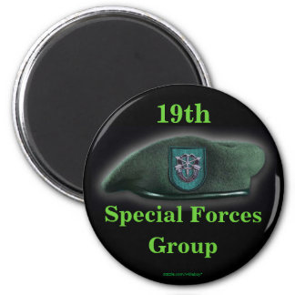 19th special forces group vet iraq magnet nam vfw