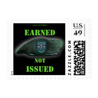 19th Special Forces veterans Green Berets Postage