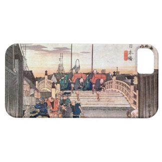 1. 日本橋, 広重 Nihonbashi, Hiroshige, Ukiyo-e iPhone SE/5/5s Case