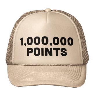 1.000.000 PUNTOS de la diversión del lema del gorr Gorro De Camionero