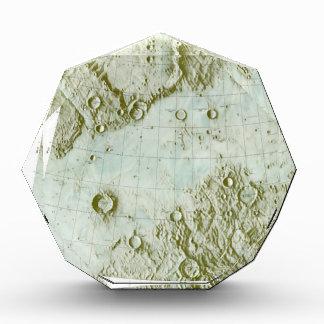 1:000 000 scale lunar chart award