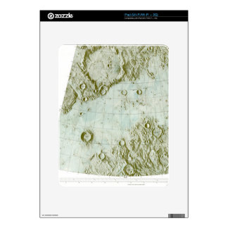 1:000 000 scale lunar chart skin for the iPad