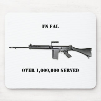 1,000,000 served mouse pad