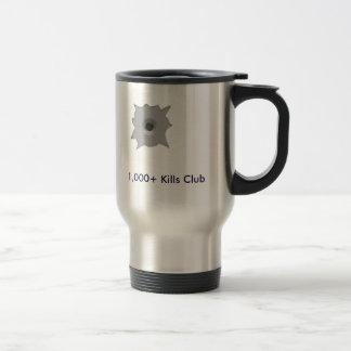 1,000+ Kills Mug