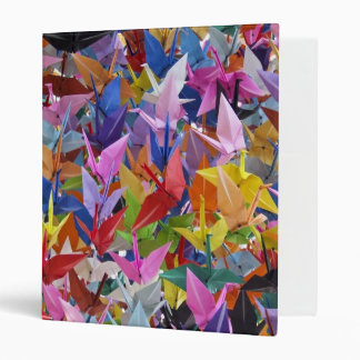 1,000 Origami Paper Cranes Photo Binder