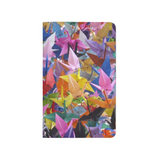 1,000 Origami Paper Cranes Photo Journal